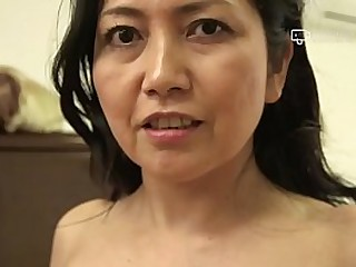 Japanese Mature Azusa Mayumi Erotically Takes Off Glad rags to Carry on Hot Body